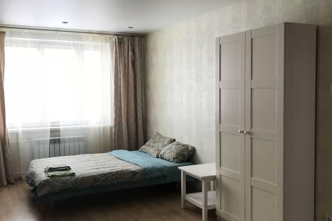 Сдается 1-комнатная квартира посуточно в Серпухове, бульвар 65 лет Победы 2.