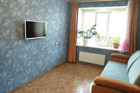 Сдается 1-комнатная квартира посуточно в Новосибирске, улица Троллейная, 17.