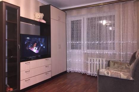 Сдается 1-комнатная квартира посуточно, улица Ставропольская, 97.