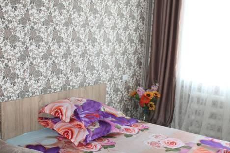 Сдается 2-комнатная квартира посуточнов Бишкеке, улица Тимирязева, 12.