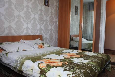 Сдается 1-комнатная квартира посуточно в Бишкеке, улица Шопокова, 37.