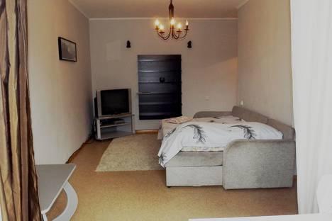 Сдается 2-комнатная квартира посуточно в Бишкеке, улица Киевская, 154.