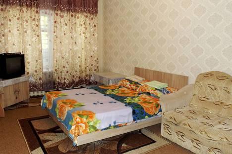 Сдается 1-комнатная квартира посуточнов Бишкеке, улица Боконбаева, 138.