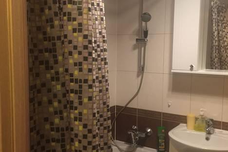 Сдается 1-комнатная квартира посуточно в Петрозаводске, Мелентьевой улица 1.