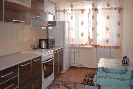 Сдается 1-комнатная квартира посуточно в Бишкеке, улица Орозбекова, 2/4.