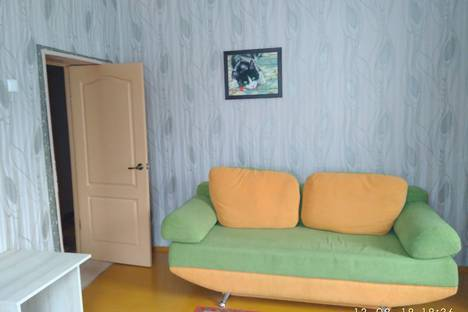 Сдается 3-комнатная квартира посуточно в Борисове, проспект Революции, 62.
