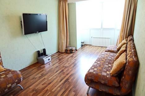 Сдается 1-комнатная квартира посуточно в Феодосии, бул. Коробкова 3.