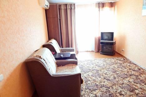 Сдается 1-комнатная квартира посуточно в Феодосии, Украинская улица, 18.