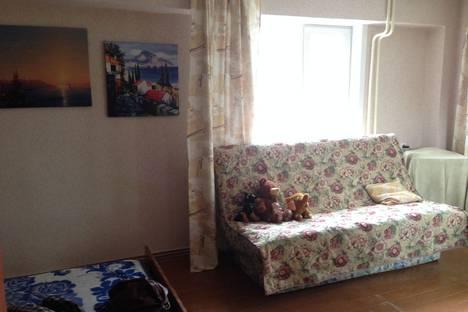Сдается 1-комнатная квартира посуточно в Улан-Удэ, улица Борсоева, 27.