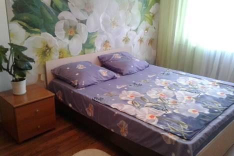 Сдается 1-комнатная квартира посуточно в Энгельсе, шурова гора.