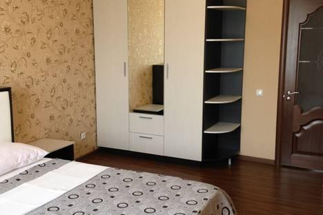 Сдается 2-комнатная квартира посуточно в Ессентуках, улица Орджоникидзе, 84к1.