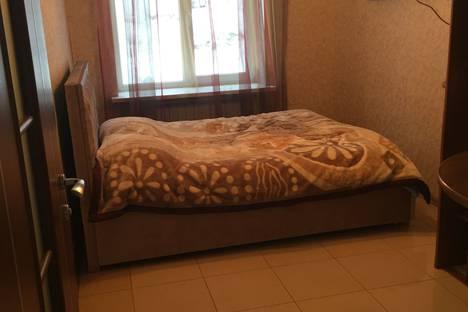 Сдается 1-комнатная квартира посуточно в Домбае, улица Аланская, 21.