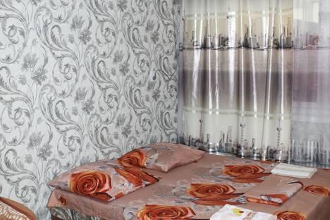 Сдается 1-комнатная квартира посуточно в Бишкеке, 7 мкр, дом 43.