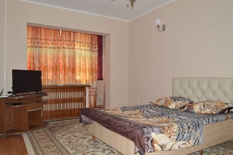 Сдается 1-комнатная квартира посуточно в Бишкеке, 7 мкр, дом 35.