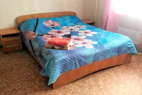 Сдается 2-комнатная квартира посуточно в Абакане, улица Лермонтова, 11.