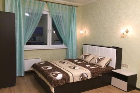 Сдается 1-комнатная квартира посуточно в Андреевке, Зеленоград, Голубое, Тверецкий проезд, д. 16, корп. 2.