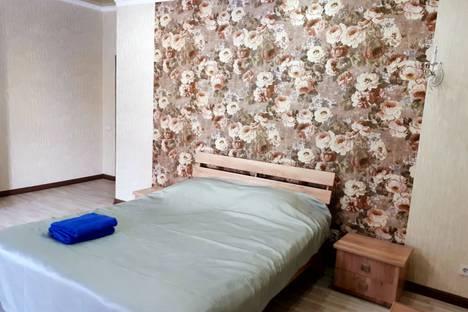 Сдается 2-комнатная квартира посуточно в Бишкеке, Токтогулова 140.