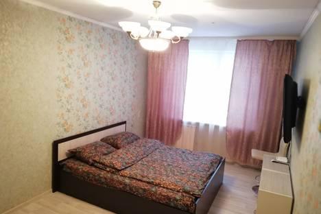 Сдается 1-комнатная квартира посуточно, проспект Ленина, 43.