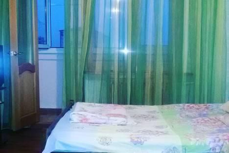 Сдается 1-комнатная квартира посуточно во Владикавказе, улица АСТАНА КЕСАЕВА, 5.
