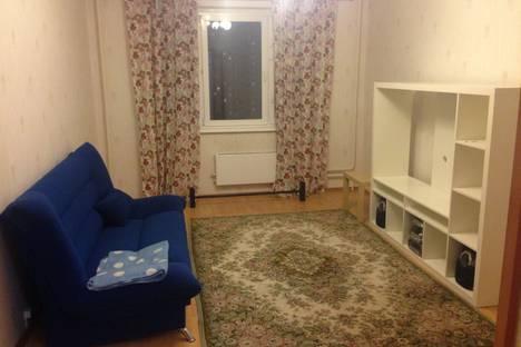 Сдается 2-комнатная квартира посуточно в Красногорске, Красногорский бульвар, 26.