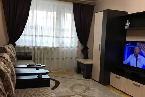 Сдается 1-комнатная квартира посуточно в Кисловодске, улица Тельмана 25.