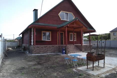 Сдается коттедж посуточно в Хвалынске, 4 тупиковый курортный проезд, д.3.