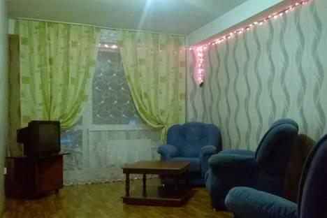 Сдается 1-комнатная квартира посуточно в Прокопьевске, улица 10-й микрорайон, 25.