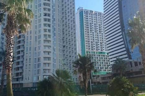 Сдается 1-комнатная квартира посуточно в Батуми, Batumi, Zurab Gorgiladze Street, 118.