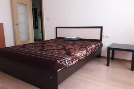 Сдается 1-комнатная квартира посуточно в Ханты-Мансийске, улица Ленина, 40.