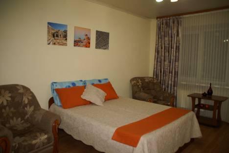 Сдается 1-комнатная квартира посуточно в Норильске, улица Московская, 23.