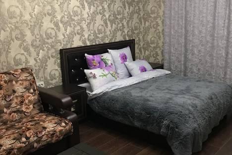 Сдается 1-комнатная квартира посуточно в Ессентуках, переулок Мельничный, 18.