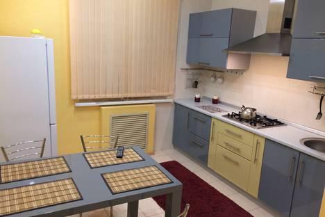 Сдается 2-комнатная квартира посуточно в Смоленске, переулок Колхозный, 15В.