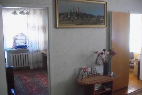 Сдается 3-комнатная квартира посуточно в Зеленоградске, улица Садовая 34.