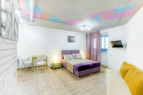 Сдается 1-комнатная квартира посуточно в Химках, улица 9-го Мая, 21к3.