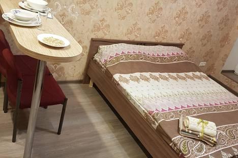 Сдается 1-комнатная квартира посуточно в Дмитрове, Оборонная улица, 30.
