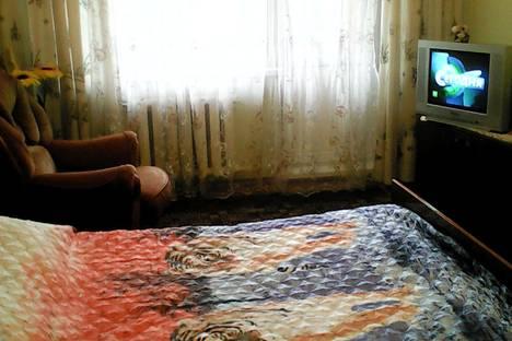 Сдается 2-комнатная квартира посуточно в Нижнем Новгороде, проспект Бусыгина, 20а.