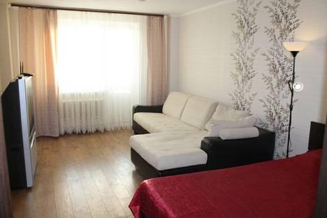 Сдается 1-комнатная квартира посуточно в Уфе, улица Кавказская, 12.