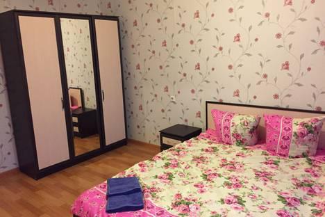 Сдается 2-комнатная квартира посуточно в Балашихе, улица Советская, 56.