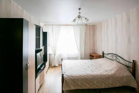 Сдается 1-комнатная квартира посуточно в Люберцах, улица Митрофанова, 21.