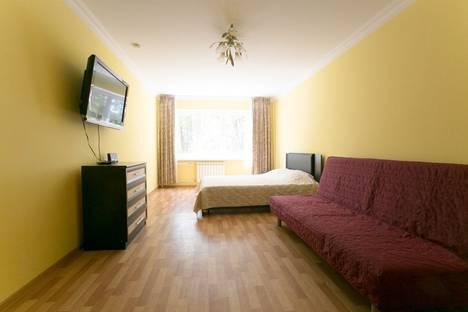 Сдается 1-комнатная квартира посуточно, шоссе Энтузиастов, 5Б.