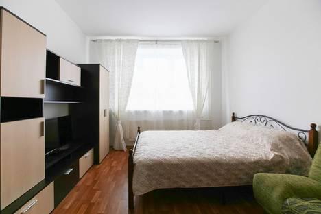 Сдается 1-комнатная квартира посуточно в Железнодорожном, Автозаводская улица, 3.