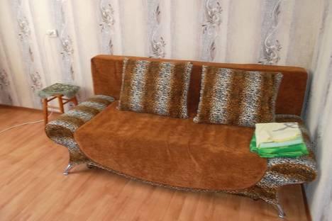 Сдается 1-комнатная квартира посуточно в Новом Свете, улица Голицына, 26.