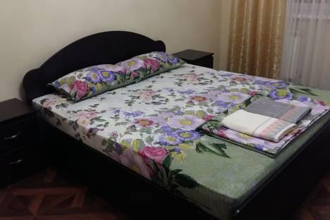 Сдается 1-комнатная квартира посуточно в Армавире, улица Ефремова, 101.