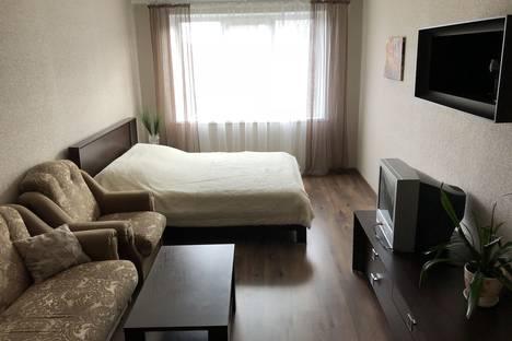 Сдается 1-комнатная квартира посуточно в Барановичах, ул. Наконечникова 19/10.