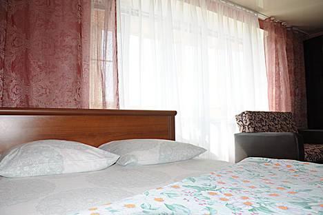 Сдается 1-комнатная квартира посуточно в Улан-Удэ, Геологическая улица, 28А.