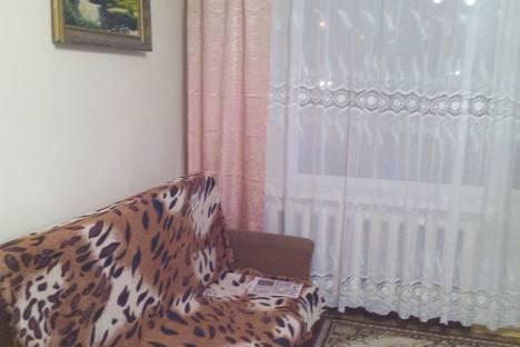 Сдается 1-комнатная квартира посуточно в Обнинске, улица Курчатова, 40.