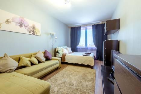 Сдается 1-комнатная квартира посуточно в Санкт-Петербурге, улица Вавиловых, 9 к 5.