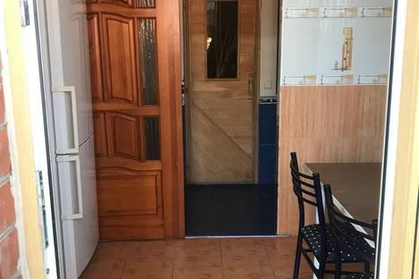 Сдается 1-комнатная квартира посуточно, улица Гребенская.