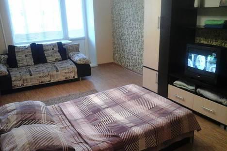Сдается 1-комнатная квартира посуточно в Стерлитамаке, Коммунистическая улица, 51.