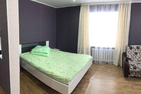 Сдается 1-комнатная квартира посуточно, проспект Ленина, 67.